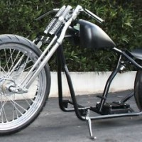 It Might Be A Wing and a Prayer Holding Your Custom Bike Together | Classic and Custom Motorcycles | Scoop.it