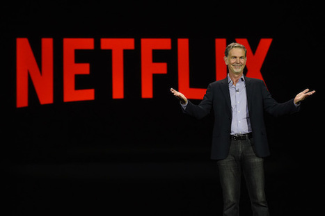 Netflix Is King of Paid Streaming, Study Says | screen seriality | Scoop.it