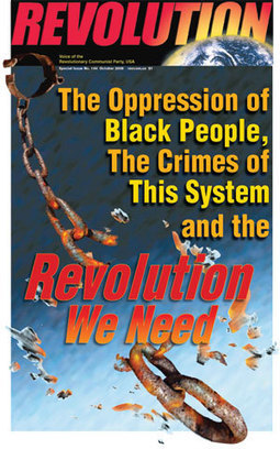 The Oppression of Black People, The Crimes of This System and the Revolution We Need | Psychological Damage and Racism | Scoop.it