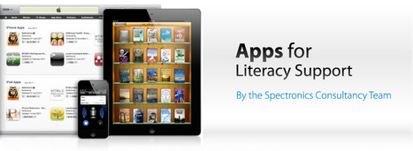 Apps for Literacy Support | Special Education and Technology | Scoop.it