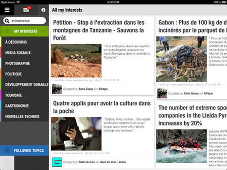 Read.it iPad : l'Agrégateur d'Actualités version Scoop.it | Scoop.it on the Web (FR) | Scoop.it