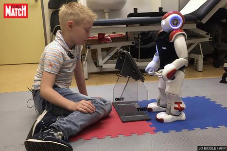 Charlie le robot, nouveau coach des enfants diabétiques | Paris Match | Médias et Santé | Scoop.it