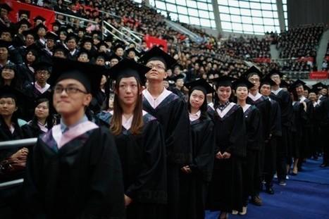 Les Inrocks - L'étrange vague de suicides dans les universités chinoises | L'enseignement dans tous ses états. | Scoop.it