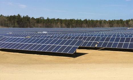 EDF EN met en service 2 centrales solaires dans l'état du Massachusetts | Le groupe EDF | Scoop.it
