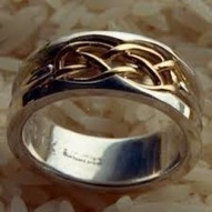 Get a Unique Men's Wedding Band for Your Beloved Online | Fashion Jewelry | Scoop.it