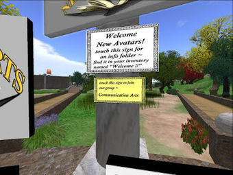 Low tech entry path for starting in Hypergrids | 3D Virtual-Real Worlds: Ed Tech | Scoop.it