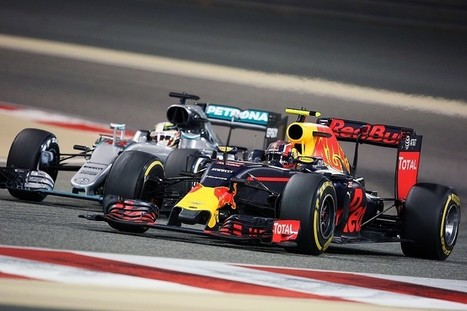 Red Bull F1 car 'as quick as Mercedes' in corners reckons Sainz | F 1 | Scoop.it