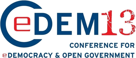 JeDEM - eJournal of eDemocracy and Open Government | MP | Scoop.it