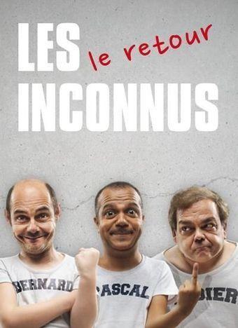 Les Inconnus annoncent leur retour | HUMOUR WTF,BUZZ VIDEO & MEMES... | Scoop.it