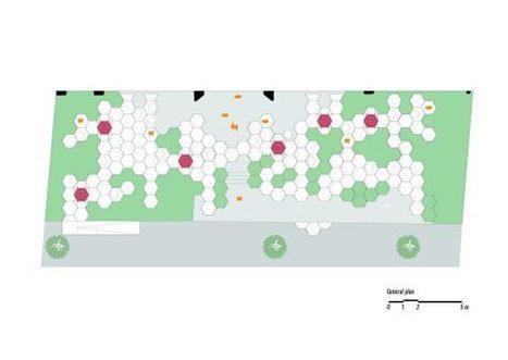 Zighizaghi, un jardin urbain multisensoriel en Italie   ville et jardin   Scoop.it