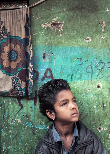 Analyse d'une photo : le rêveur de Kathputli Colony | Serge Bouvet, photographe | ALMAGESTE | Scoop.it