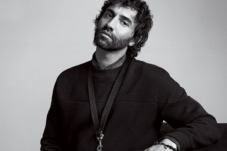 Riccardo Tisci Awarded Best International Designer @ 50th Telva ... | Trends Hunting | Scoop.it