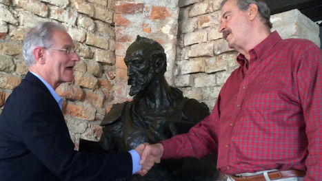 Former Mexican president joins Tucson bid to expand cross-border business | YGlobalBiz Education | Scoop.it