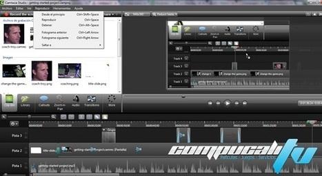 Camtasia Studio 8.4 Full Español 2014 | Apps Web PC | Scoop.it