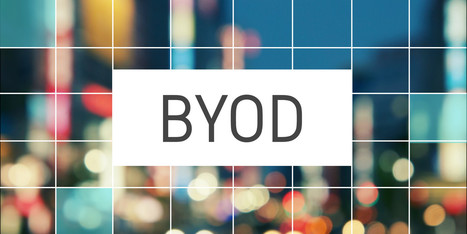 How much of a risk is BYOD to network security? - Help Net Security | Mobility for enterprise | Scoop.it