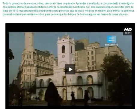 Especial 25 de Mayo | Recursos educ.ar | Bibliotecas Escolares Argentinas | Scoop.it