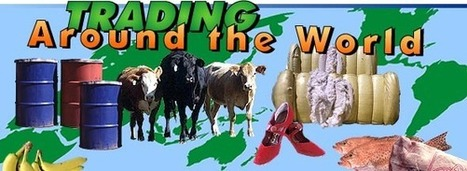 Trading Around the World | Economics | Scoop.it