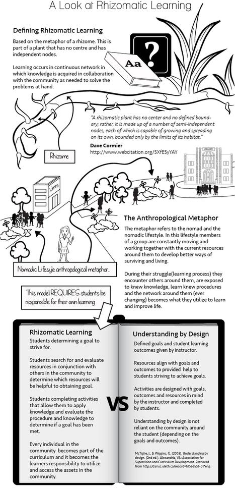 Understanding the Basics of Rhizomatic Learning | El aprendizaje de la complejidad | Scoop.it