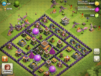 blog van luuk en floris: clash of clans | clash of clans | Scoop.it