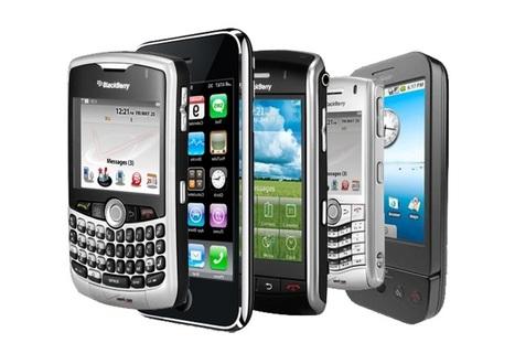 Smartphones meer verkocht dan gewone | insight into the future | Scoop.it