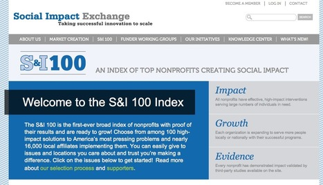 Social Impact 100: Who's really effecting change?   Socialbrite   Digital-News on Scoop.it today   Scoop.it