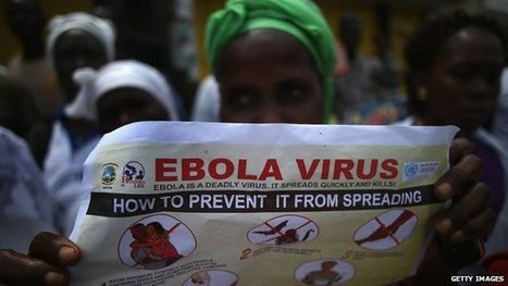 Can big data help contain Ebola? | Asset Management Engineering | Scoop.it