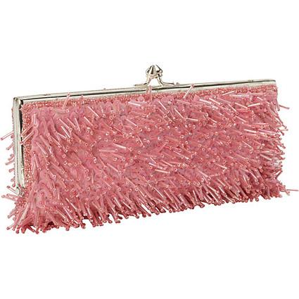 Moyna Handbags Beaded Evening Clutch Raspberry - Moyna Handbags Evening Bags | I love designer handbags | Scoop.it