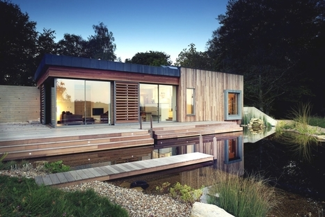 New Forest House by PAD Studio | sustainable architecture | Scoop.it