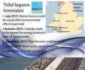 Swansea Bay's £1bn tidal lagoon given go-ahead - BBC News | Marine Energy in Wales | Scoop.it