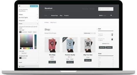 WordPress rachète l'outil de création de magasin WooCommerce | Actualité de l'E-COMMERCE et du M-COMMERCE | Scoop.it