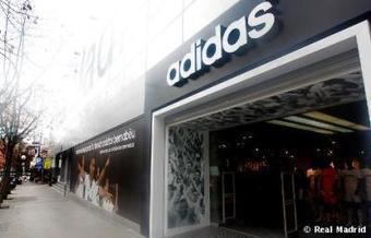 Le nouveau magasin Adidas ouvre ses portes à Santiago Bernabeu | Coté Vestiaire - Blog sur le Sport Business | Scoop.it