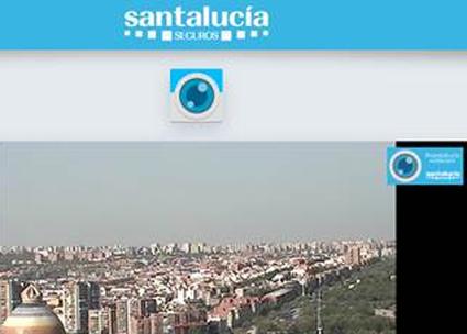 santalucía inaugura la webcam de su sede de Plaza de España con un 'time lapse' de Madrid | seguros | Scoop.it