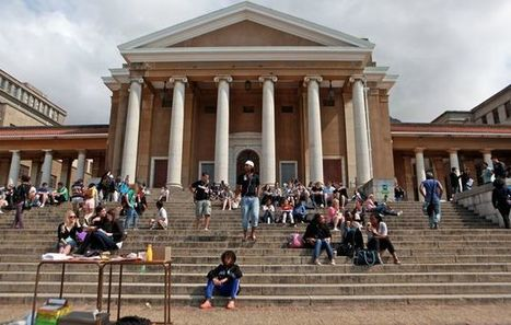 Foreign students drop plans to study at UCT | SA, NEWS ON HIGHER EDUCATION | Scoop.it