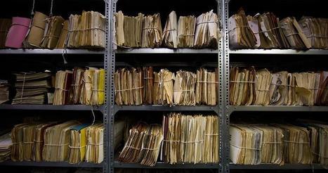 La scomparsa degli Archivi di Stato, così l'Italia distrugge la sua storia | Généal'italie | Scoop.it