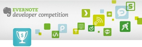 Evernote Developer Competition Finalists! | In the eye of the new world | Scoop.it