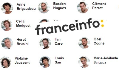 Les sites «FranceTVInfo» et «France Info» ont fusionné | DocPresseESJ | Scoop.it