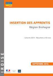 Insertion des apprentis - Cohorte 2014 - Résultats à 18 mois | Alternance emploi-formation | Scoop.it