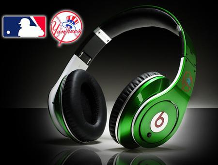 Eye-catching Monster Beats By Dr Dre New York Yankees Studio Headphones_hellobeatsdreseller.com | Yankees Beats By Dre | Scoop.it