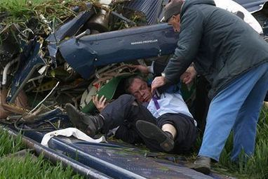 10 Lucky Survivors of Deadly Accidents | Strange days indeed... | Scoop.it