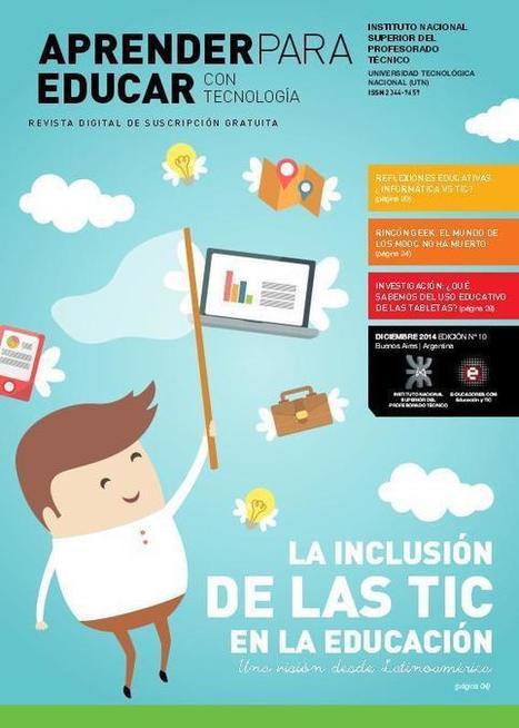 Inclusión de las TIC en la Educación | eBook | TIC y Educación | Scoop.it