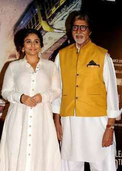 Vidya Balan: 'Amitabh Bachchan's undying passion for his work inspires me' | Amitabh bachchan | Scoop.it