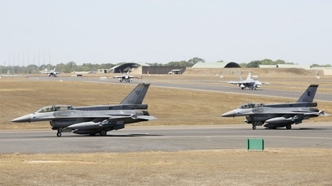 Singapore confirms F-16 upgrade schedule | Aerospace industry watch - Paris Air Show | Scoop.it
