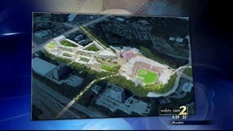 Atlanta Braves plan $400 million entertainment district surrounding new Cobb ... - Atlanta Journal Constitution | Culture | Scoop.it