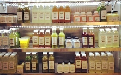 The Essential Guide to NYC Juice Bars, Presented by Well+Good   Juice Bar   Scoop.it