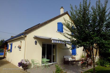 Les Volets Bleus, chambres d'hôtes à Naintré | Où dormir dans le Pays Châtelleraudais et alentours | Scoop.it