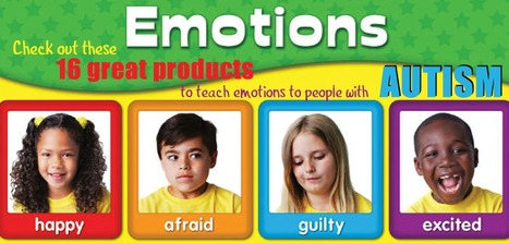 16 Great Products for Teaching Emotions to People with Autism   Autism Learning Materials   Scoop.it