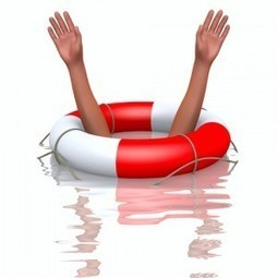 Not drowning, just waving. Who's in your Support Network? – Peter McKelvie | Connected Coaching | Scoop.it