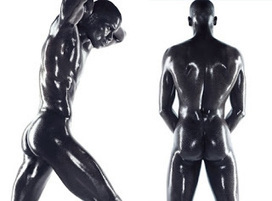 Zedneram Imagery: David Agbodji by Steven Klein | Calvin Klein Collection | JIMIPARADISE! | Scoop.it
