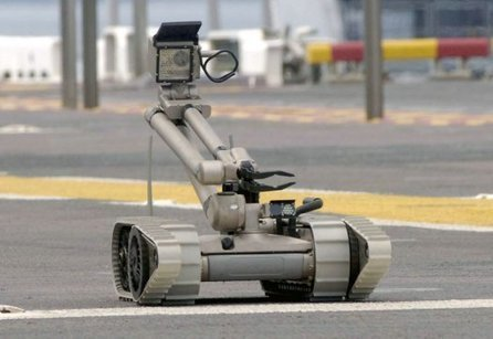Brazilian Government Invests In Robocops To Prep For World Cup, Olympics | Stress | Scoop.it