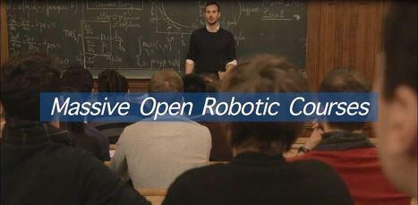 Sorbonne Innovation Master & Parrot present the future of MOOC | MOOC y Cursos Online Abiertos | Scoop.it